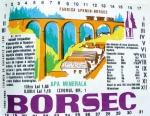 Eticheta Apa minerala Borsec