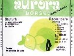 Eticheta Aurora Borsec