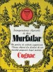 Eticheta Murfatlar Cognac
