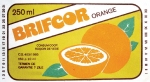 Eticheta Suc Brifcor Orange