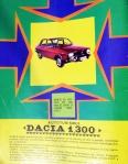 Reclama Dacia 1300