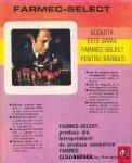 Reclama Parfum Farmec-Select