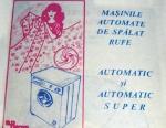 Reclama Masina Automat de spalat
