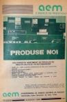 Reclame Aparate de Masurat AEM din Almanah 1986