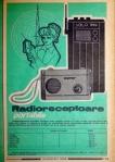 Reclame in almanah 1986 Radio