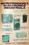 Reclame Intreprinderea Electronica Industriala in Almanah 1986 Tehnica