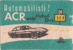 Cutie Automobilisti ACR 1971