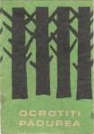 Cutie Ocrotiti Padurea 1971