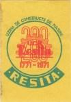 Cutie Uzina de Constructii de Masini Resita 1971