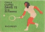 Cutie Finala Cupei Davis 1972