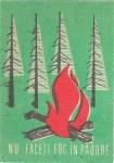 Cutie Nu Faceti Foc in Padure 1972