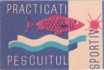 Cutie Practicati Pescuitul Sportiv 1973