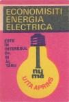 Cutie Economisiti Energia Electrica 1973