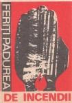 Cutie Feriti Padurea de Incendii 1973