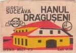 Cutie Hanul Draguseni 1974