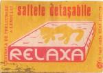 Cutie Saltele Relaxa 1976
