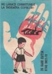 Cutie Nu lasati chibriturile la indemana copiilor 1978