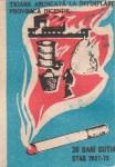 Cutie Tigara Aruncata la Intamplare Provoaca Incendii 1978