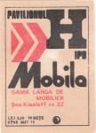 Cutie Pavilionul H Mobila 1978