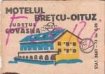 Cutie Motelul Bretcu Oituz
