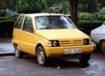 Dacia 500 Lastun fata