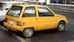 Dacia 500 Lastun lateral