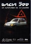 Dacia 500 Poster