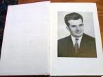 Manual prima pagina Ceausescu