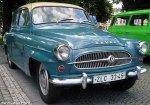 Skoda Octavia 1959 1963 1998