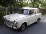 Trabant lateral