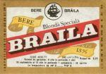 Eticheta Bere Braila '77