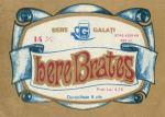 Eticheta Bere Brates '68