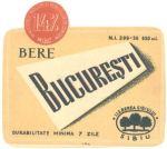 Eticheta Bere Bucuresti - Sibiu