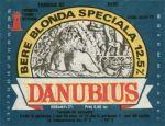 Eticheta Bere Danubius