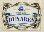 Eticheta Bere Dunarea '72