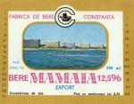 Eticheta Bere Mamaia '72
