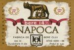 Eticheta Bere Napoca '68