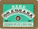 Eticheta Bere Oradeana '68