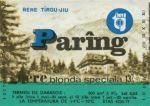 Eticheta Bere Paring '81