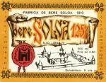 Eticheta Bere Solca '72