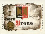 Eticheta Bere Ursus '72
