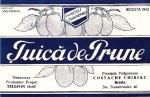 Eticheta Tuica de Prune