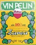 Eticheta Vin Pelin