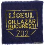 Matricola liceu Lazar