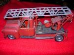 Masina de Fier Pompieri