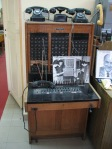Centrala Telefonica Manuala tip B.L de la Electromagnetica