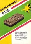 Reclama Casetofon STAR