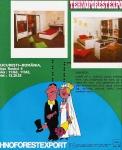 Reclama Mobila TEHNOFORESTEPORT 1976