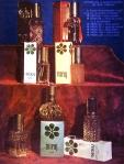 Reclama Parfum Miraj 1980