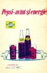 Reclama Pepsi 1967